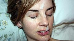 Amateur Femme Suce Bite et Elle Avale le Sperme